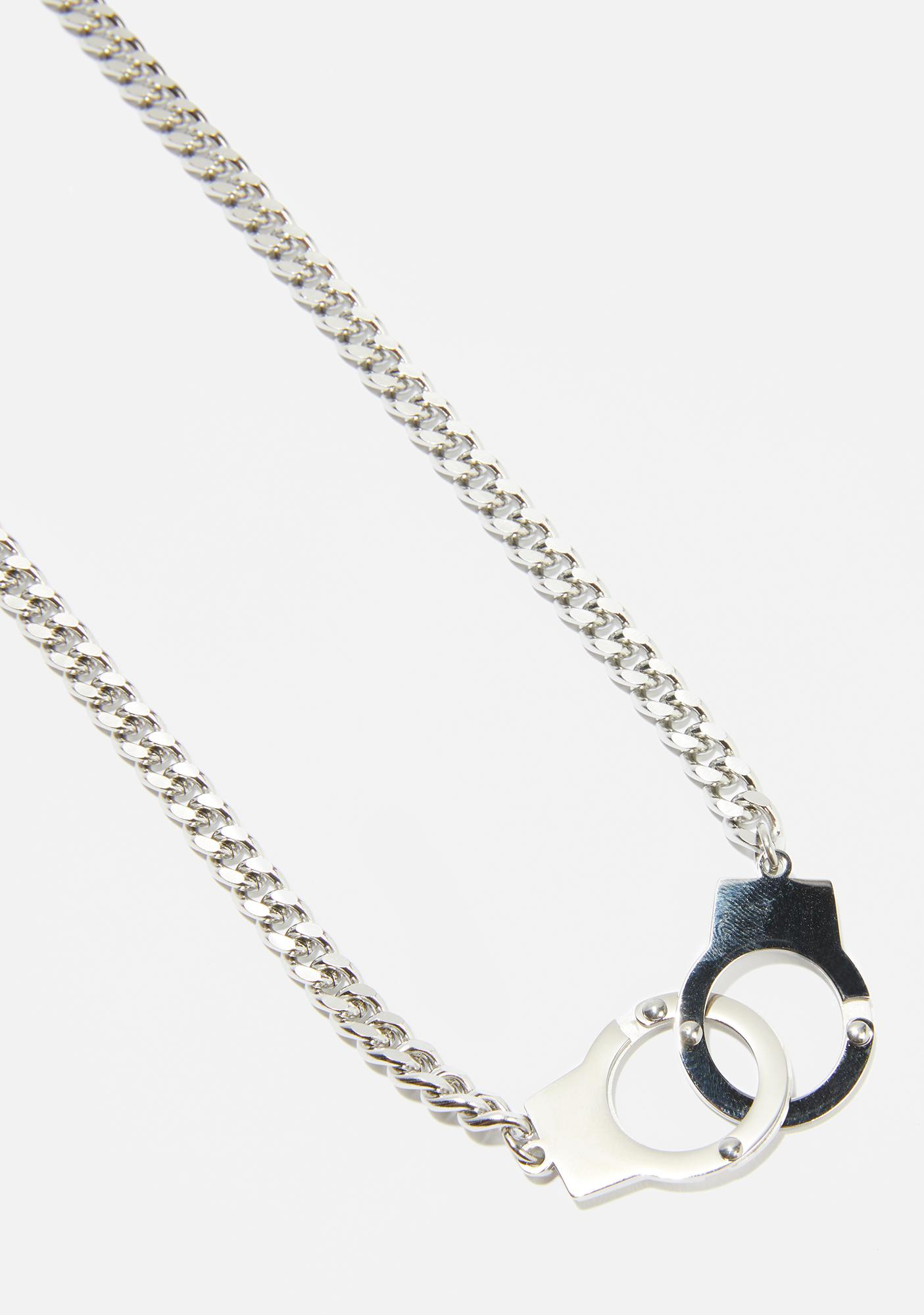 What's The Catch Chain Necklace
