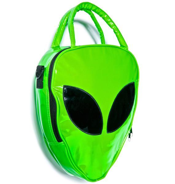 Killstar Alien Handbag