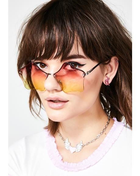 Luminous Sunglasses