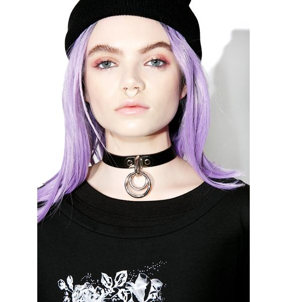 Dueling Forces O-Ring Choker