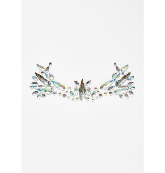 Ice Princess Face Gems