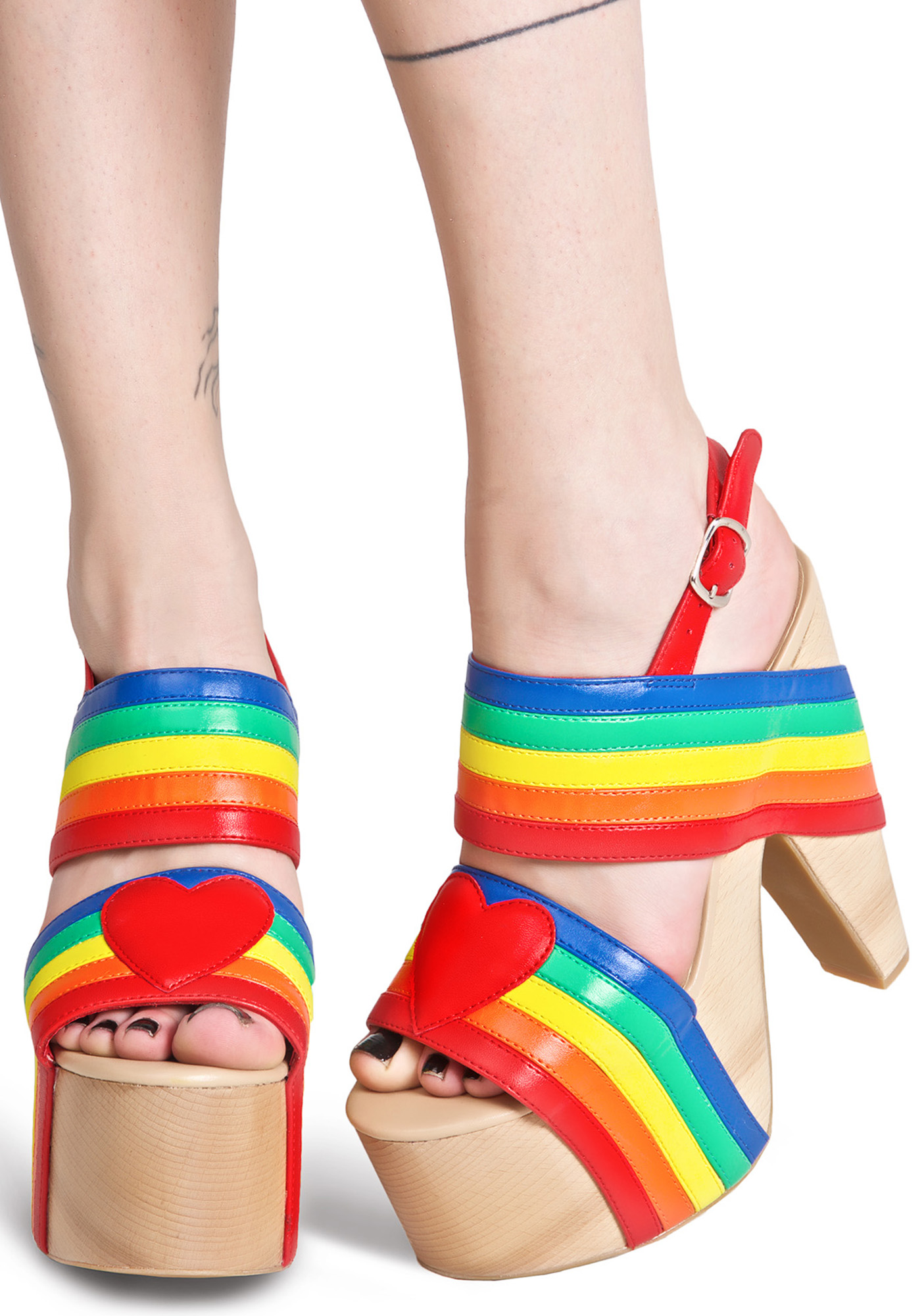 Current Mood Rainbow Connection Platforms