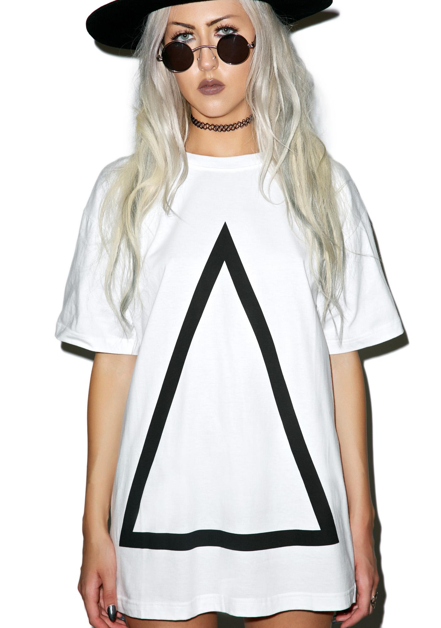 Long Clothing Prism Tee