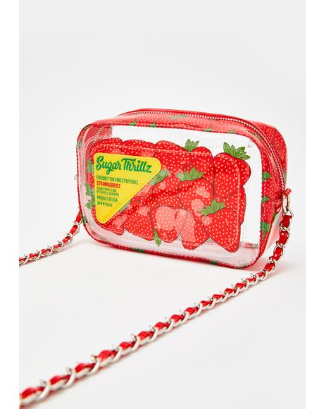 What's Your Flava Crossbody Bag