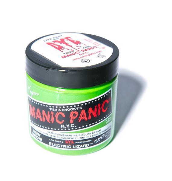 Manic Panic Electric Lizard Classic Hair Dye