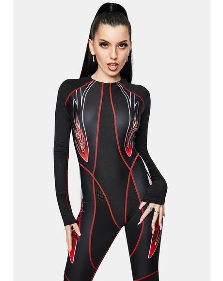 Speed Racer Full Bodysuit