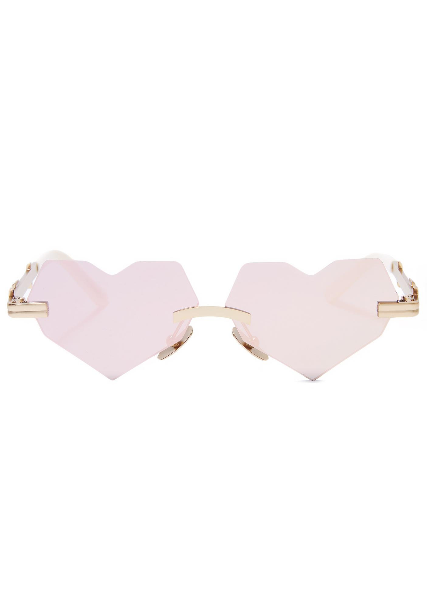 ESQAPE Be Heart Sunglasses