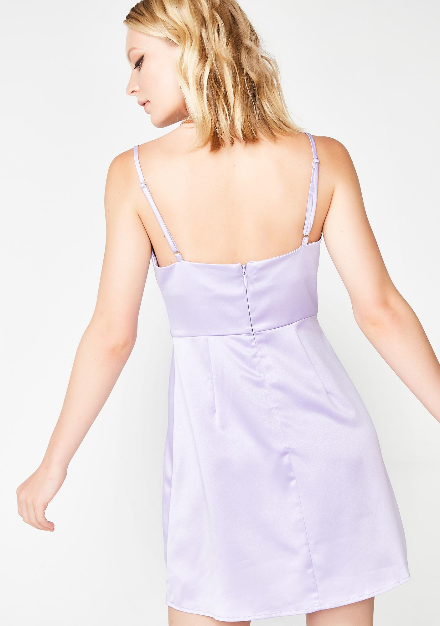 Bliss Bae Silky Slip Dress