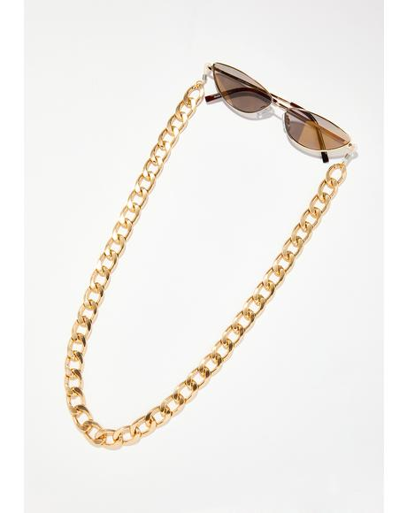 Thicc Stunna Sunglass Chain
