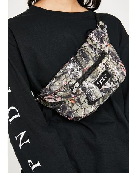 Tree Camo Nerm N' Jerm Packable Anorak