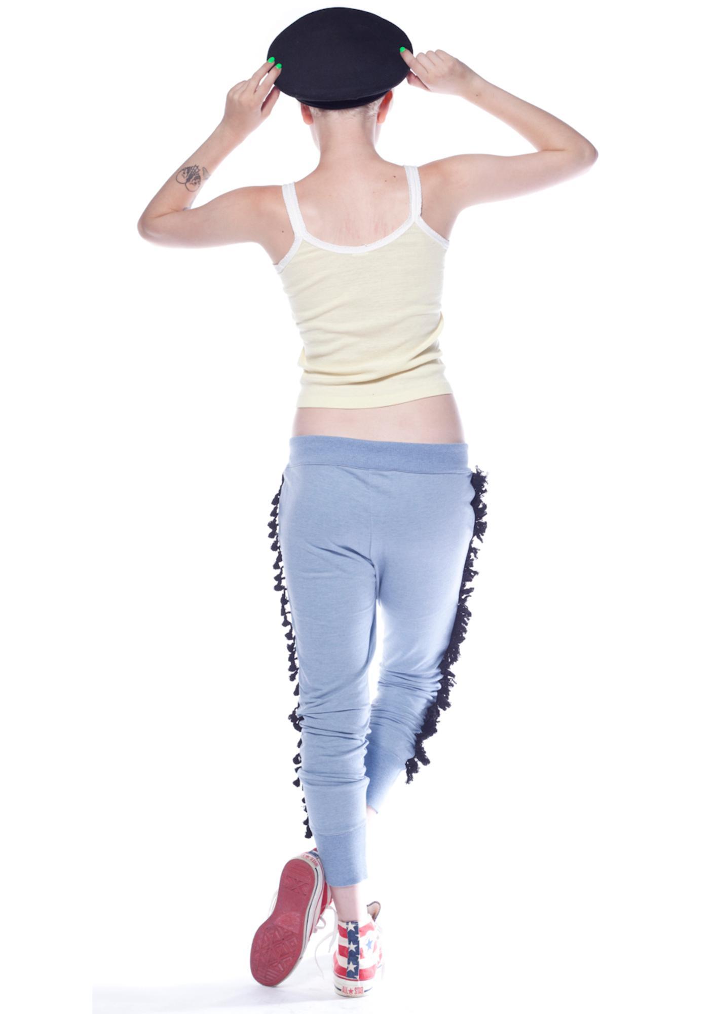 Knee Heart Training Pants
