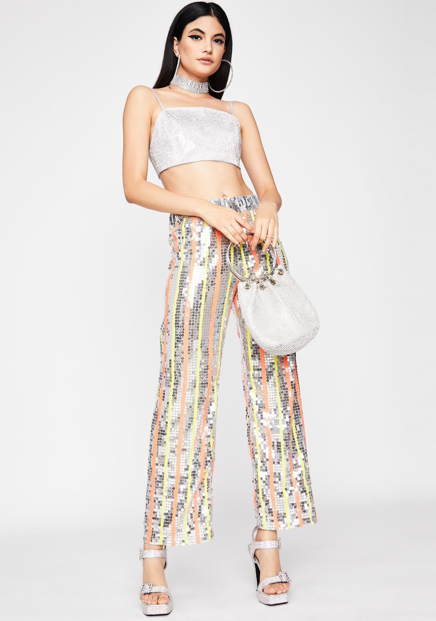 Moonstone Boho Boogie Sequin Pants