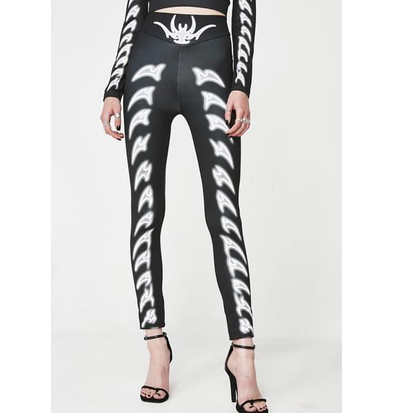 Long Clothing x Nympha Nexo Claw Leggings