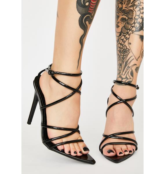 Same Dark Energy Stiletto Heels
