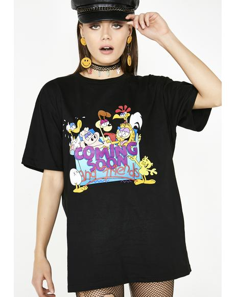 Gnarfield T-Shirt