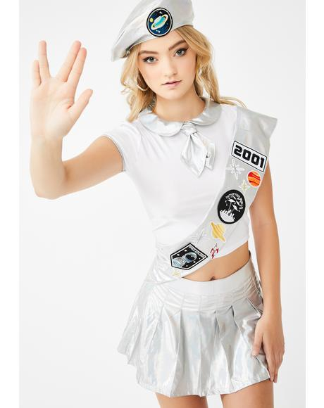 Space Cadet Costume Set