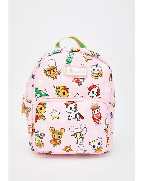 Toki Takeout Mini Backpack
