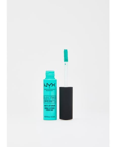 Whistler Electro Brights Matte Lip Cream
