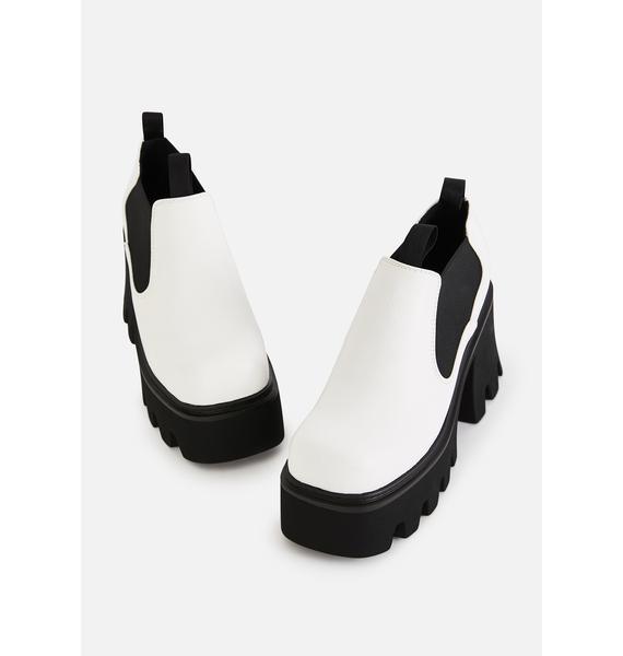Lamoda Gossip Over Drinks Ankle Boots