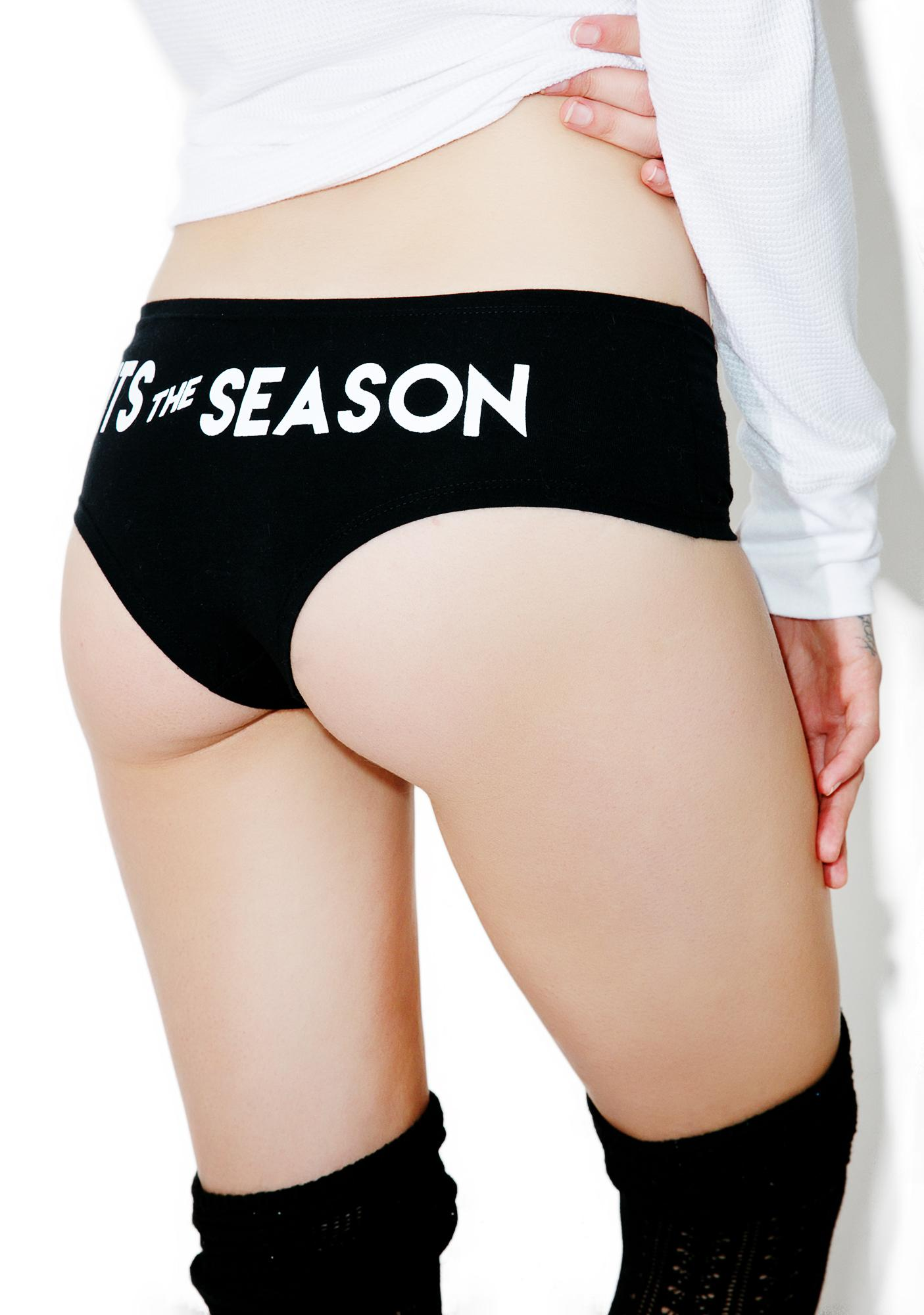 Tits The Season Cheeky Panty