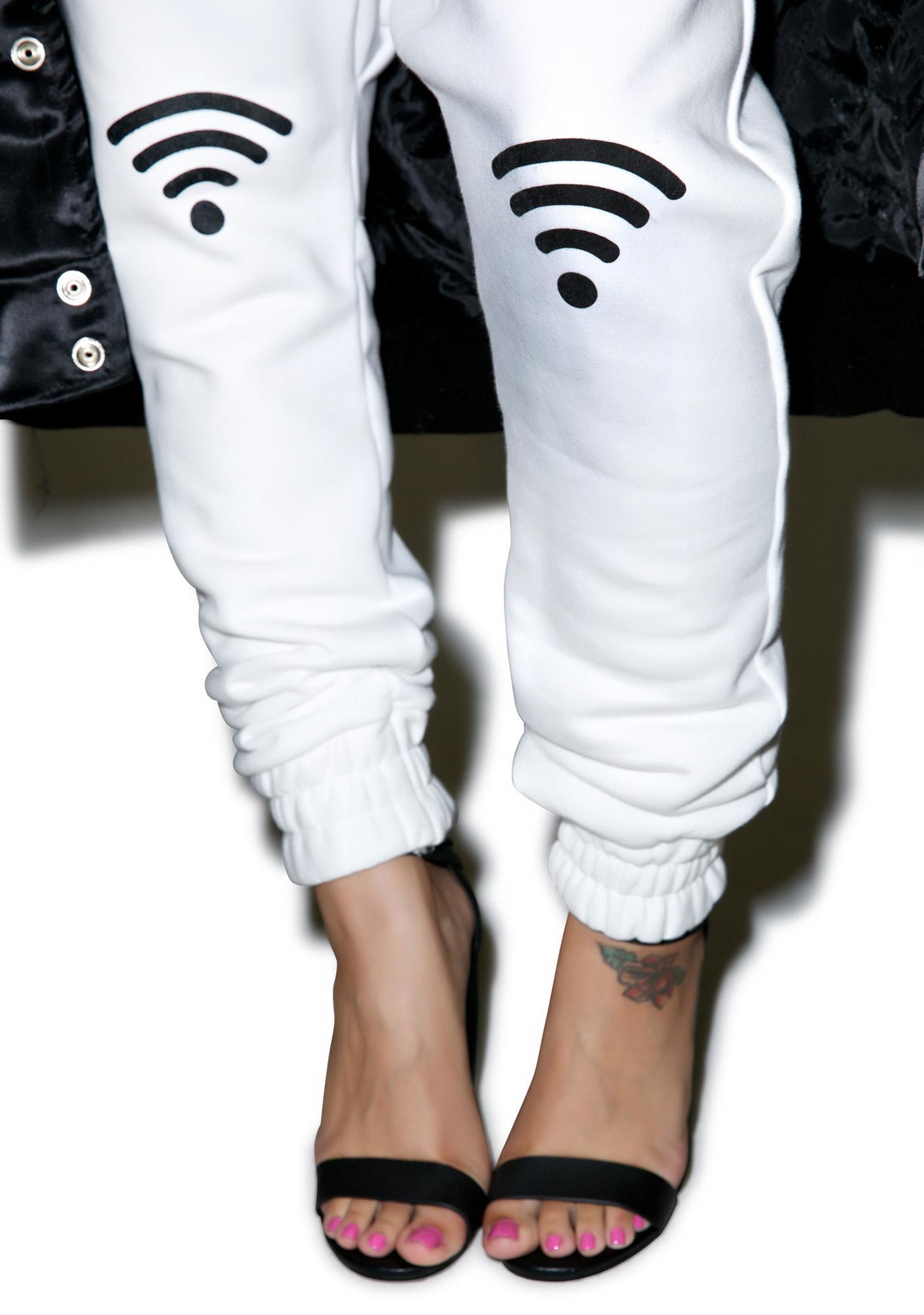 Demian Renucci Wifi Sweatpants