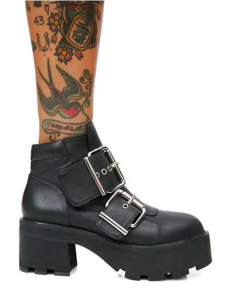 Industrial Ankle Boots