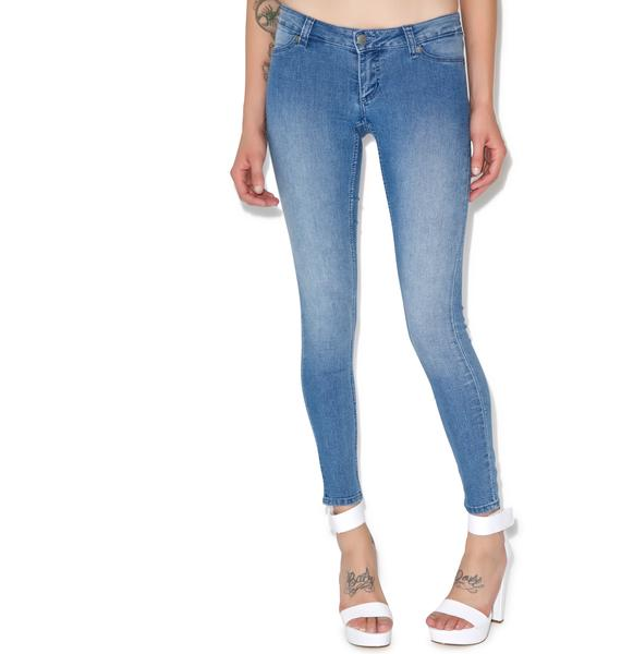 Cheap Monday Low Spray Jeans
