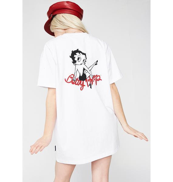 Lazy Oaf Betty Boop T-Shirt