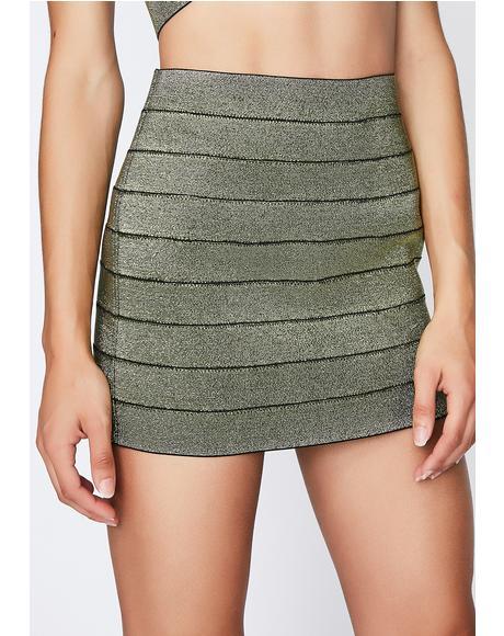 Winning Babe Mini Skirt