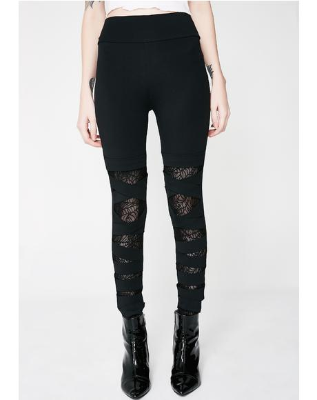 Casket Kicker Leggings