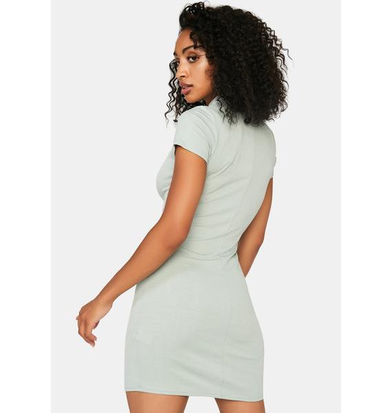 First Impression Mini Dress