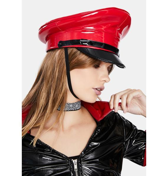 Lit Totally Captain Hat
