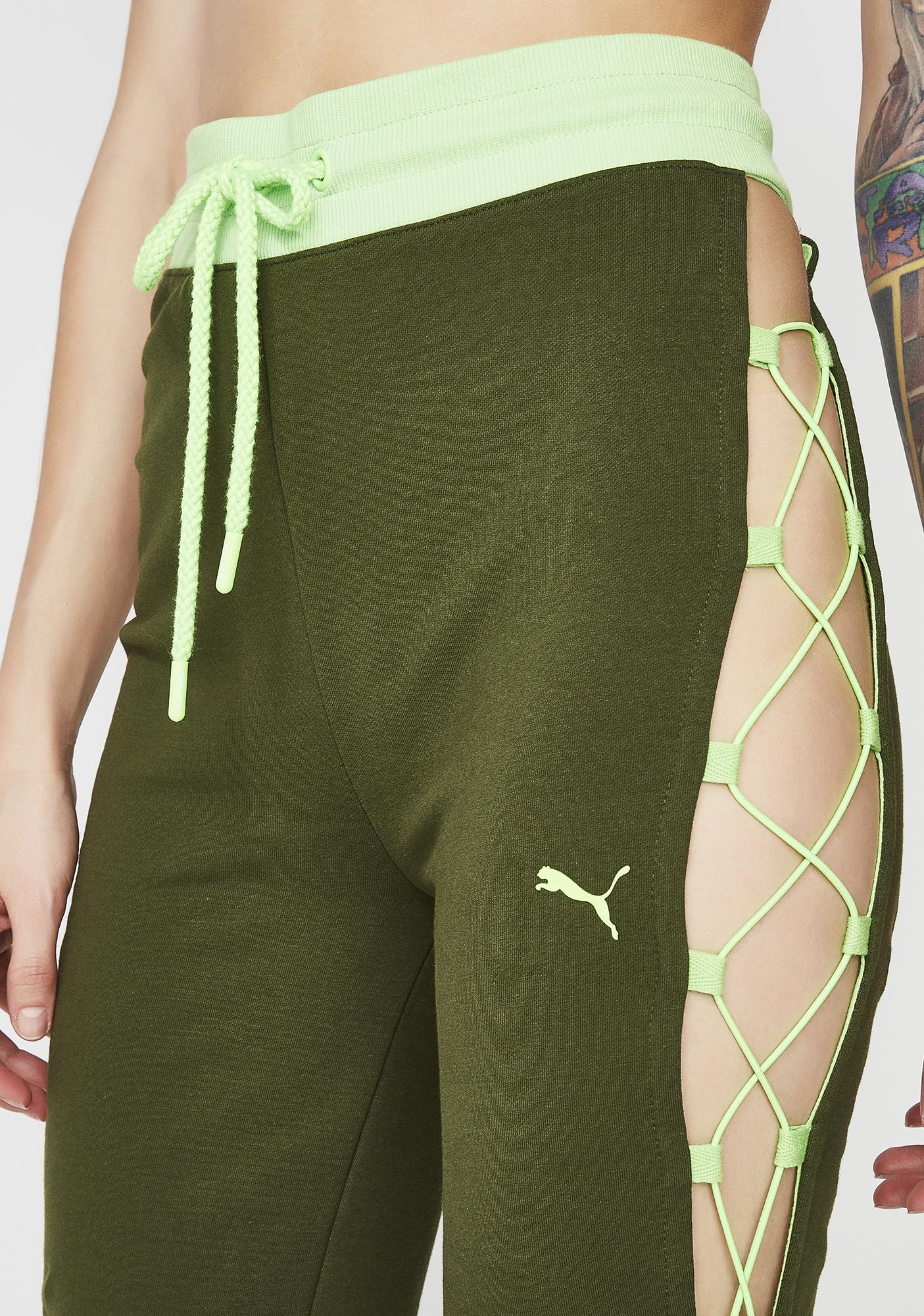 PUMA FENTY PUMA By Rihanna Laced Sweatpants