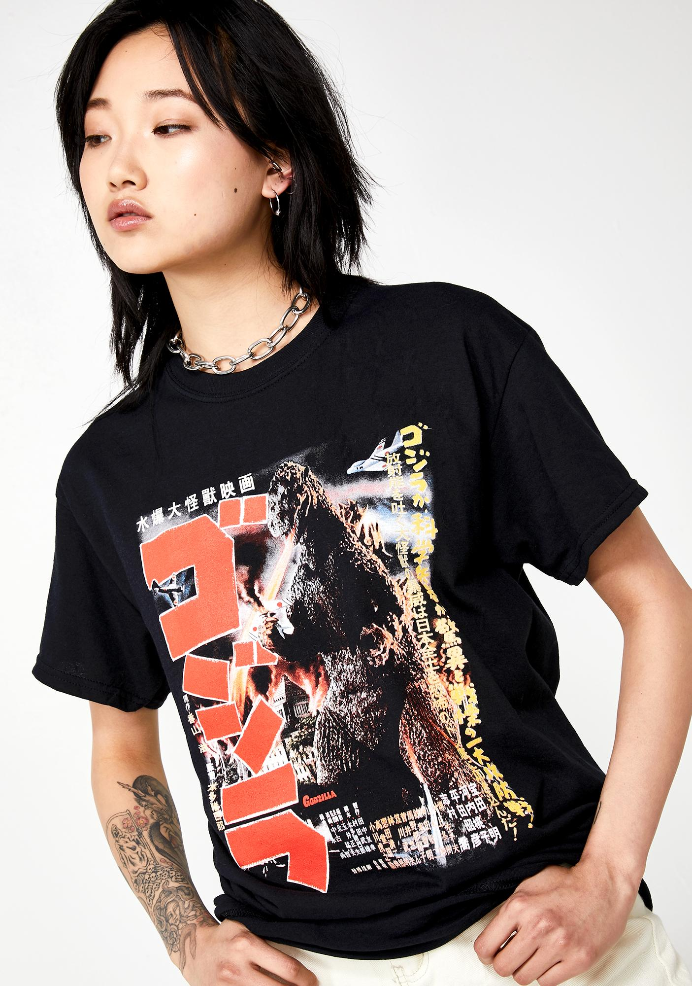 Impact Monsters Are Born Graphic Tee