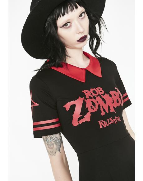 Dead City Skater Dress