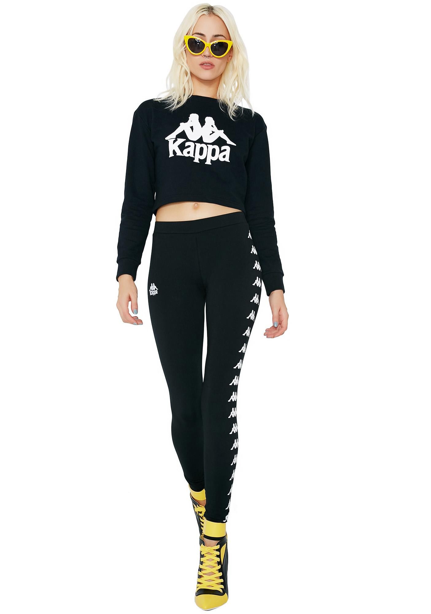 Kappa Authentic Skin Fit Leggings