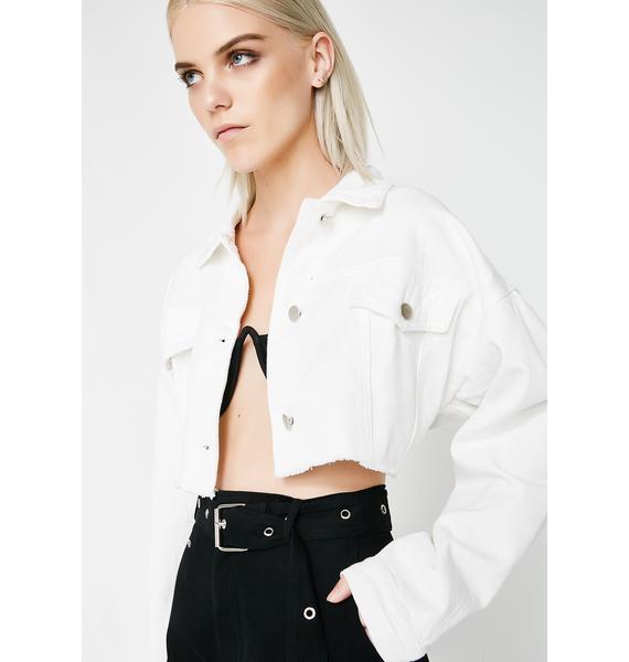 Cut Your Losses Denim Jacket