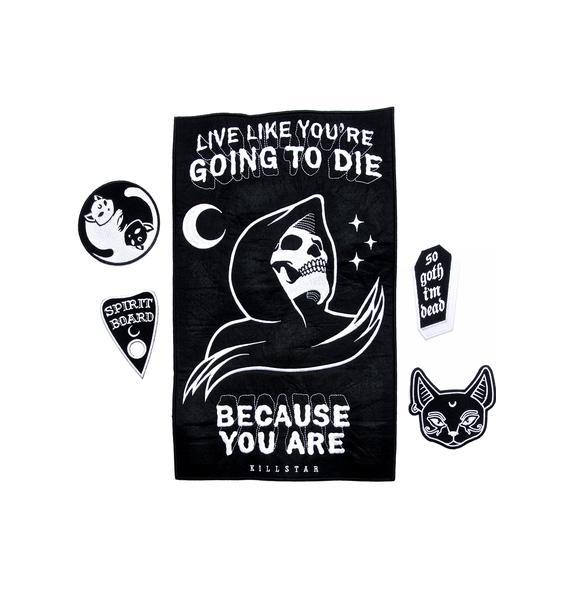 Killstar Coffin Patch