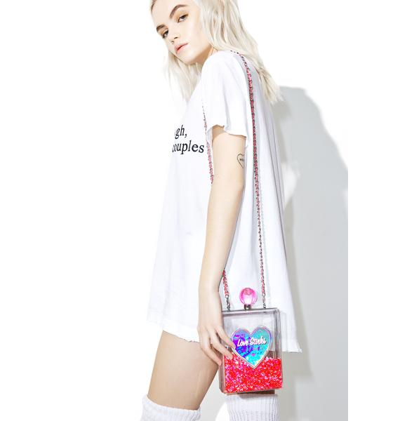 Wildfox Couture Ugh, Couples Skater V Tee