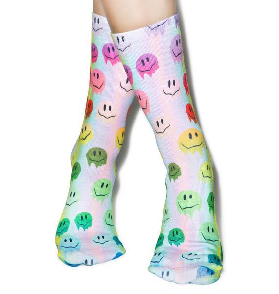 Make Me Melt Socks