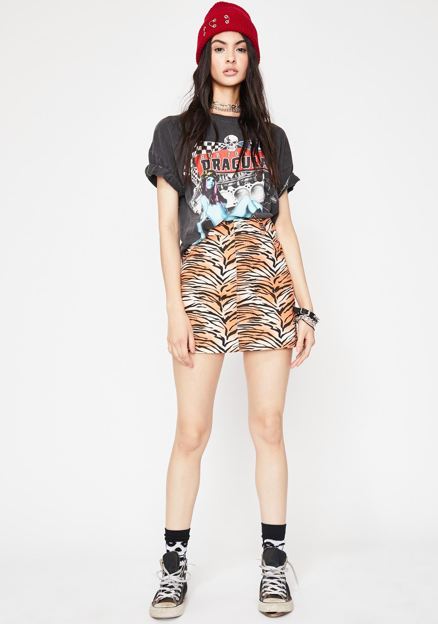 Beast Mode Tiger Skirt