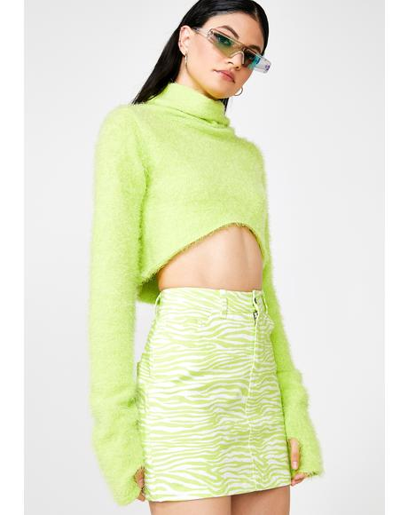 Slime Mini Broomy Skirt
