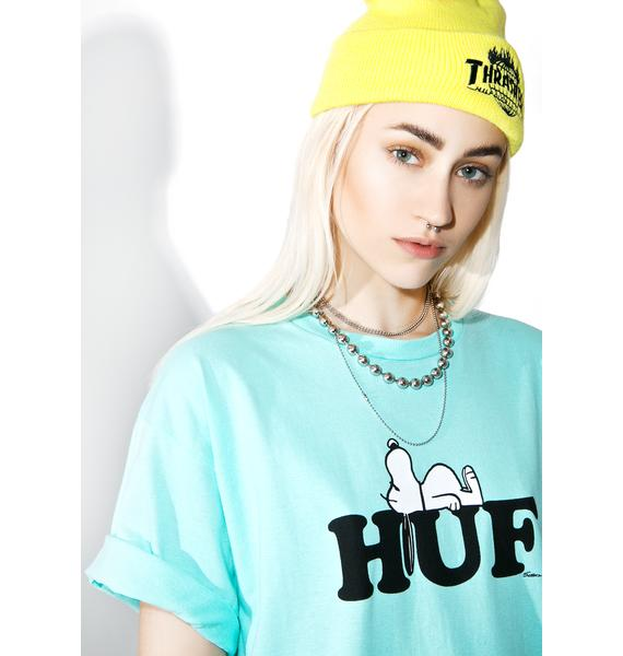 HUF X Snoopy Classic Tee