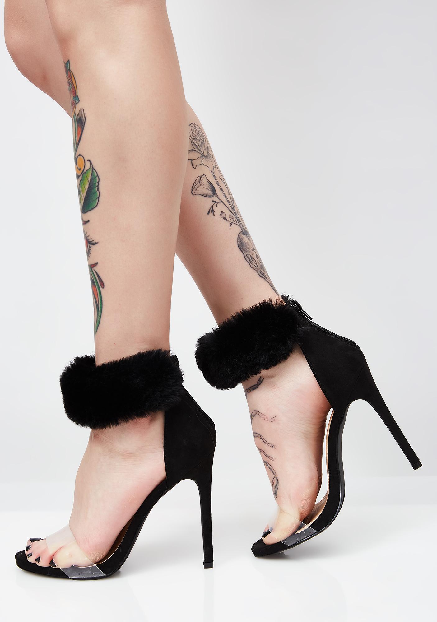 Fuzz Freaq Heels