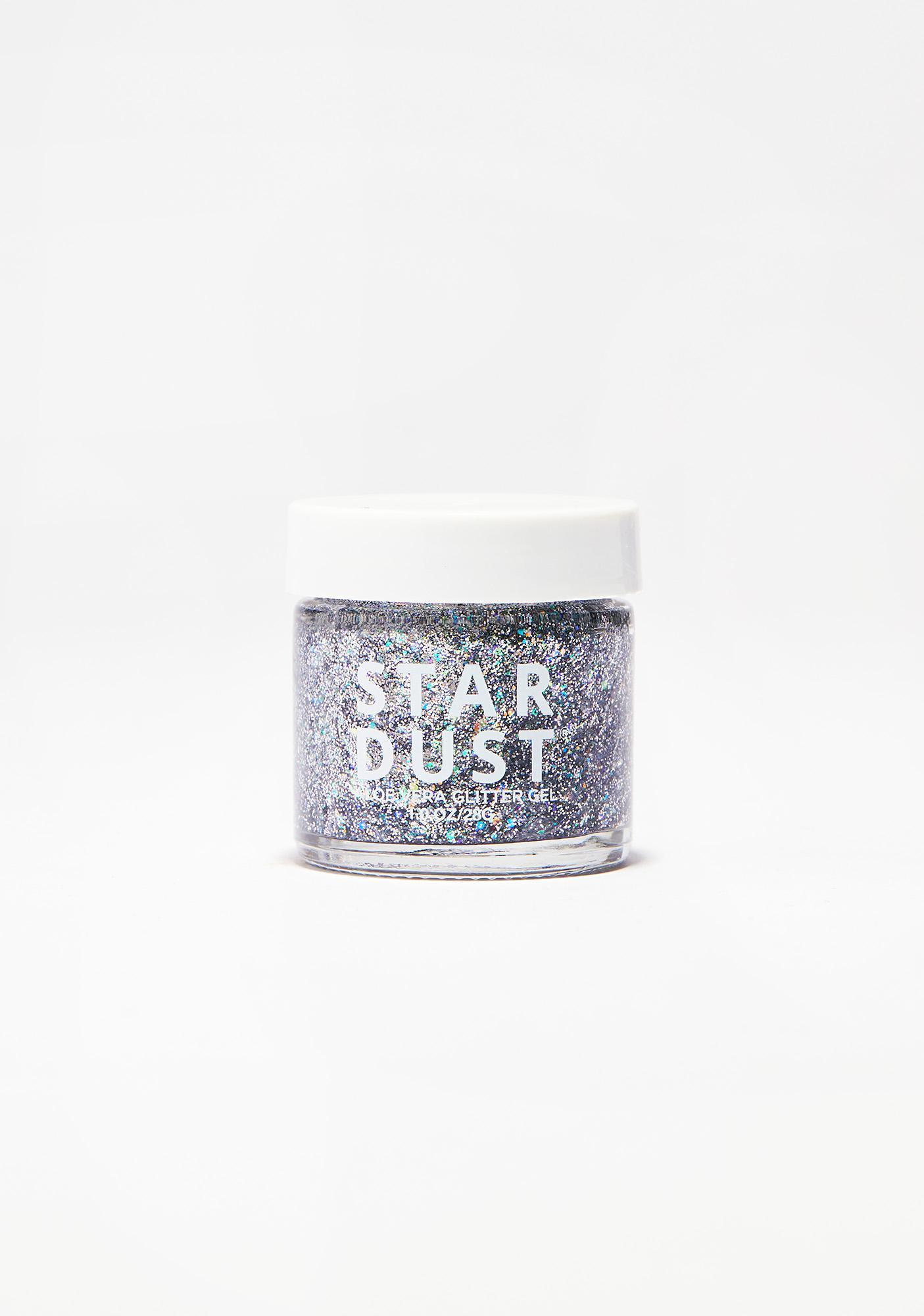 Lavender Stardust Disco Glitter Gel Pot