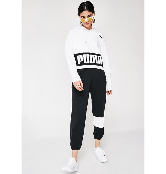 PUMA Training Urban Sports Hoodie