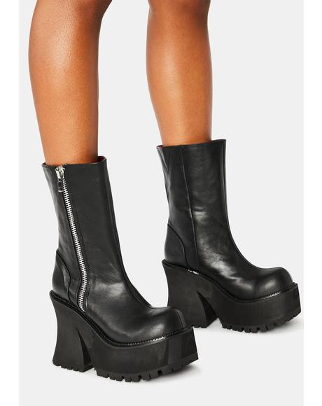 Sketch Ankle Boots