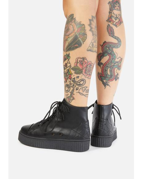 Chelsea Kreep Platform Boots