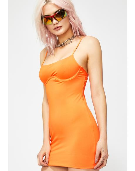 Glo TF Up Underwire Dress