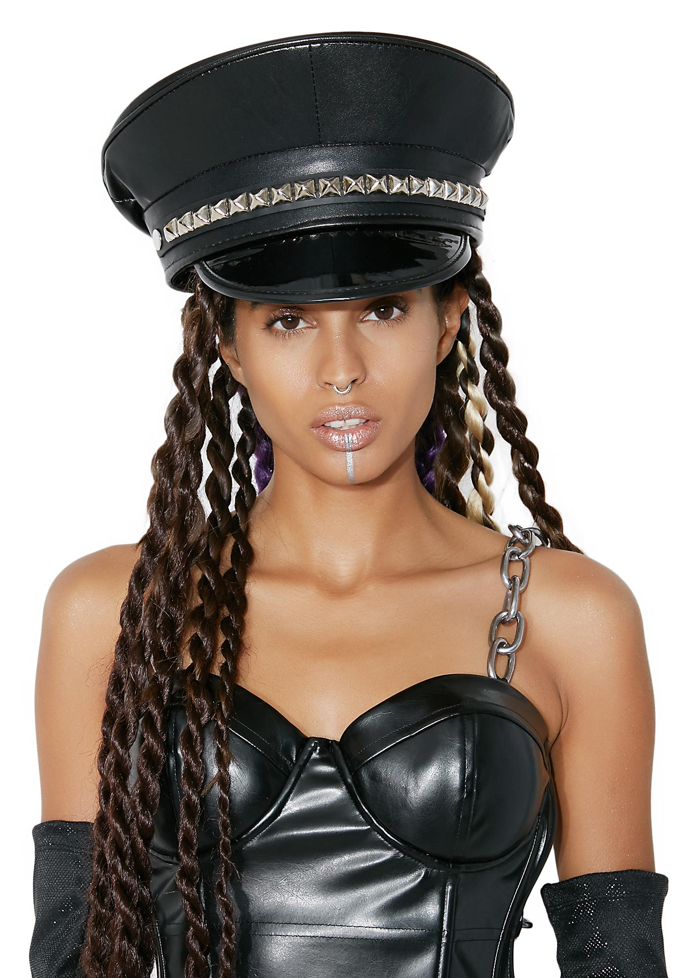 Quiet Chaos Studded Hat